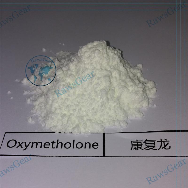 99.02% Purity Oxymetholone (Anadrol) Raw powder China supplier